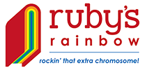Ruby's Rainbow Logo